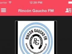Rincón Gaucho FM 3.8.1 Screenshot