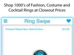 Ring Swipe - Shop Fashion Costume & Cocktail Rings 1.0.1 Screenshot