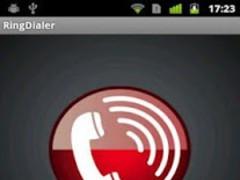 RingDialer 1.3.5 Screenshot
