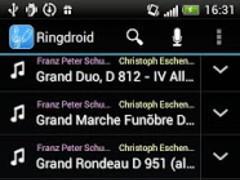 Ringdroid - Ringtone Maker 1.8.3 Screenshot