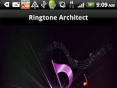 Ringtone Architect Pro 1.2 Screenshot
