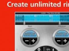 Ringtone DJ. Create free unique custom alerts and ringtones 3.0.11 Screenshot