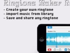 Ringtone Maker Number9 - Make ringtones from your music 2.0 Screenshot