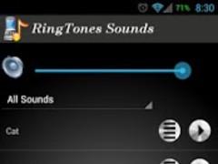 Ringtone Sounds 1.1 Screenshot
