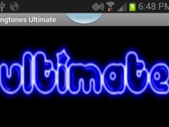 Ringtones Ultimate 2.0 Screenshot