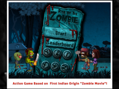 Rise of the Zombie 1.2 Screenshot