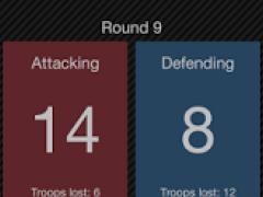 Risk Battle Dice 1.3a Screenshot