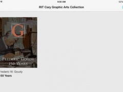 RIT Cary Graphic Arts Collection 1.0.6 Screenshot