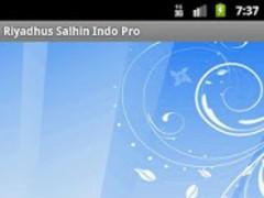 Riyadh us Saliheen Indonesian 1.0 Screenshot