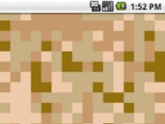RM Digital Camo Live Wallpaper 1.2 Screenshot