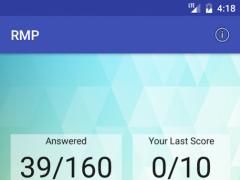 RMP(Exam Prep) 1.5 Screenshot