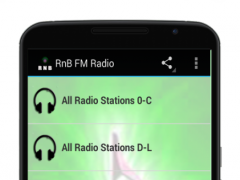 RnB FM Radio 1.0 Screenshot