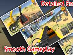 Road Construction Builder 2.6 Screenshot