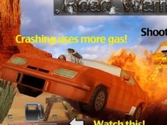 Road Warrior Car Crush Racing: A 3D Traffic Simulation Racer Game 1.1 Screenshot