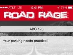 RoadRageApp 1.2 Screenshot