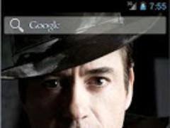 Robert Downey Jr. LWP 1.0 Screenshot