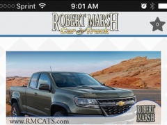 Robert Marsh Car and Trucks - Loyalty and Rewards 1.0 Screenshot