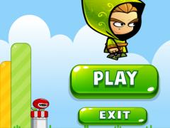 Robin World Adventure 1.2 Screenshot