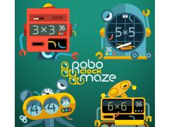 RoboClock Maze 1.0 Screenshot