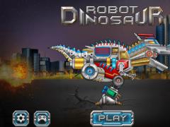 Robot Dinosaur 1.0 Screenshot