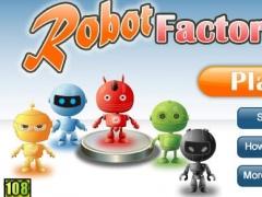 Robot Factory 1.01 Screenshot