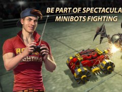 Review Screenshot - Robot Fighting – Fight to the Death