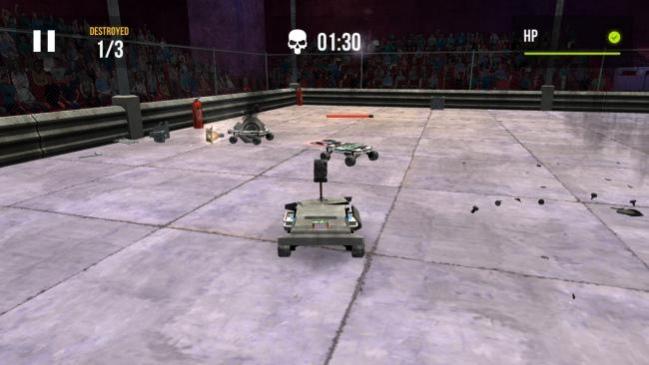 Robot Fighting 2 – Minibots 3D