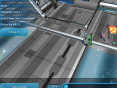 Robot Survival: Space Defense 1.2.3 Screenshot