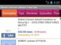 Robot Unicorn Attack Free Fan 1.00 Screenshot