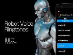 Robot Voice Ringtones 1 3 Free Download