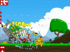 Robot vs Birds Zumbies - Ep 1 1.6 Screenshot