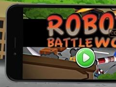 Robot war fighting games x 3 1.0 Screenshot