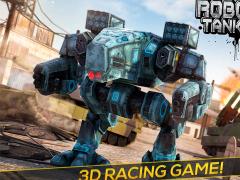 Robots Tanks of War 3D 1.0.0 Screenshot