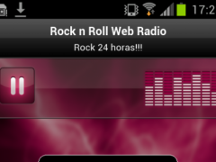 Rock n Roll Web Radio 3.6.6 Screenshot
