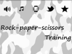 Rock-paper-scissors Training 1.1.2 Screenshot