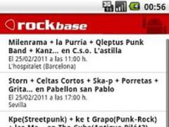 Rockbase 0.6 Screenshot