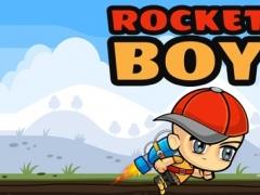 Rocket Boy Adventures - Jumping And Running Game - PRO 1.0 Screenshot
