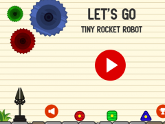 Rocket Robot-Robot simulator 1.3 Screenshot