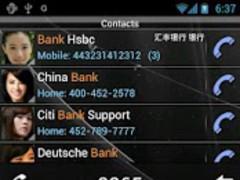 RocketDial HTC Sense Theme 2.0 Screenshot