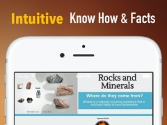 Rocks And Minerals:National Geographic Pocket 1.0 Screenshot