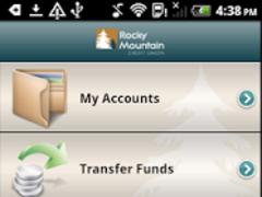 Rocky Mountain CU Mobile 2.5.3 Screenshot