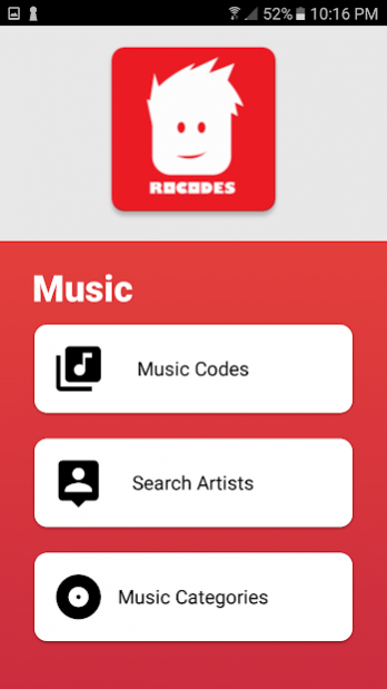 Rocodes Roblox Music Game Codes Free Download