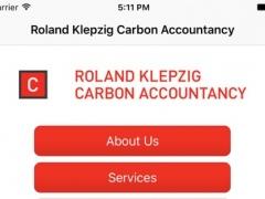 Roland Klepzig Carbon Accountancy 2.9.6 Screenshot