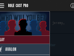 Role Cast Free 1.0.5 Screenshot