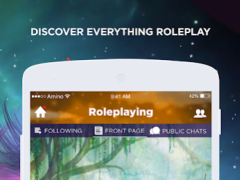 Roleplay Amino for RP 1.8.15321 Screenshot