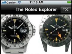 Rolex Explorer Encyclopedia 2.0 Screenshot
