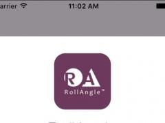 RollAngle 1.3 Screenshot