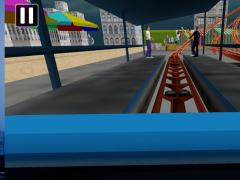 Roller Coaster Free Simulator 1.0 Screenshot