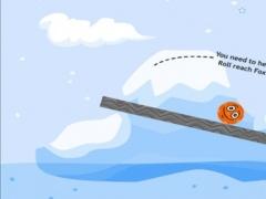 Rolling Down Fox Kids Game 1.0 Screenshot