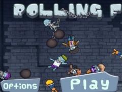 Rolling Fall HD 1.9 Screenshot